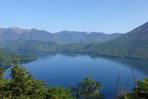 令和お初の中禅寺湖