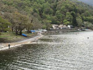 中禅寺湖釣り2020